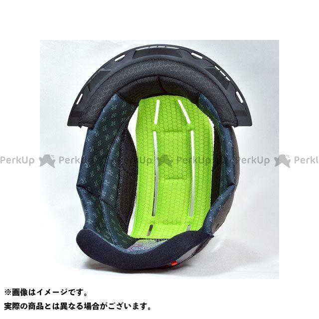 エイチジェイシー HJC ヘルメット内装オプション ヘルメット HJP461 調整用インナーライナー RPHA 特売 S 11:MILITARY MONSTER 開催中 M適用 サイズ:12mm