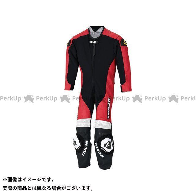 RSTAICHI キッズアパレル NXL022 J022 キッズ レザースーツ(レッド) サイズ:120cm RSタイチ