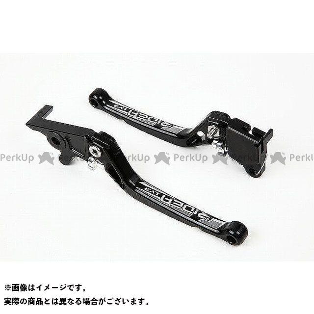 【特価品】RIDEA エヌマックス155 エヌマックス125 レバー ノブアジャストブレーキレバー 左右セット(ブラック) リデア