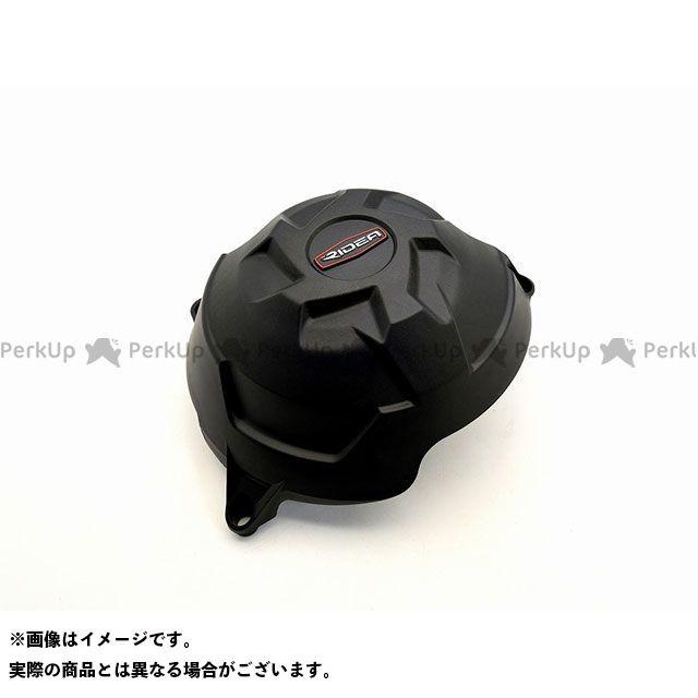 送料無料 RIDEA ニンジャ1000・Z1000SX Z1000 Z1000R ドレスアップ・カバー 炭素繊維強化クラッチカバー(ブラック)