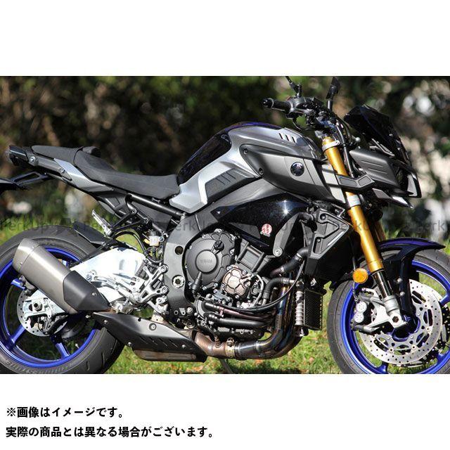 スペシャルパーツタダオ MT-10 マフラー本体 POWER BOX PIPE S TitanBlue SP忠男