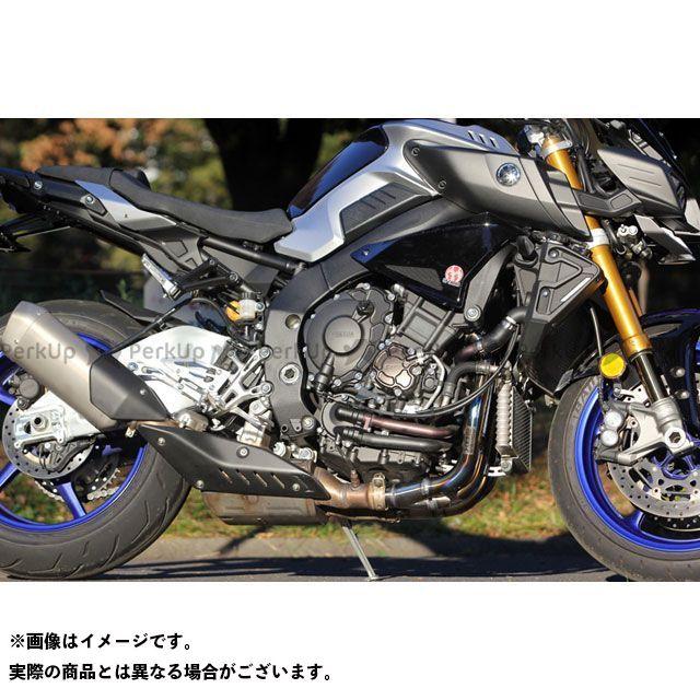 スペシャルパーツタダオ MT-10 マフラー本体 POWER BOX PIPE R TitanBlue SP忠男