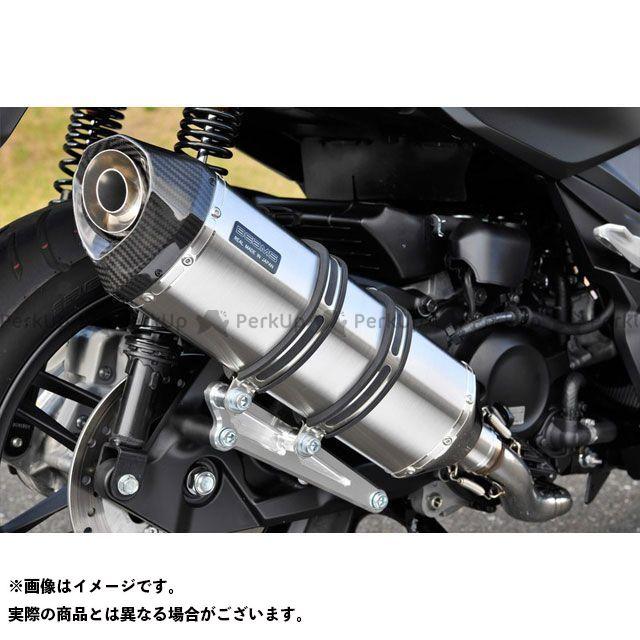 【エントリーで更にP5倍】BEAMS フォルツァ マフラー本体 GT-CORSA フルエキゾーストマフラー ステンレス 政府認証 ビームス