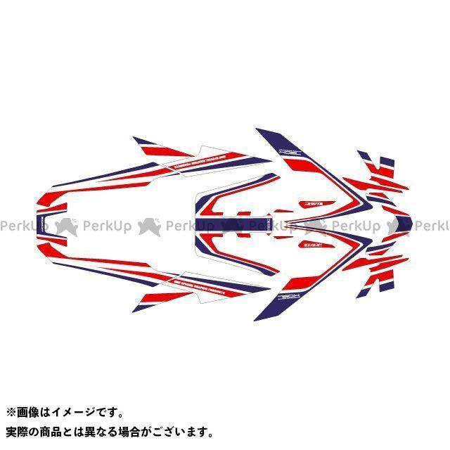 エムディーエフ NC750X ドレスアップ・カバー NC750X(2016~) グラフィックキット トリコローレ タイプ:コンプリートセット MDF