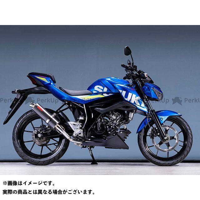 YAMAMOTO RACING GSX-R125 GSX-S125 マフラー本体 17~GSX-S/R125 SPEC-A UP-TYPE カーボン ヤマモトレーシング