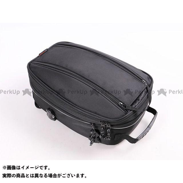デグナー DEGNER ツーリング用バッグ ツーリング用品 海外 ブラック 無料雑誌付き 大注目 NB-95A 容量可変式シートバッグ