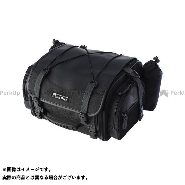 TANAX ツーリング用バッグ MOTO FIZZ ミニフィールドシートバッグ カラー:ブラック タナックス