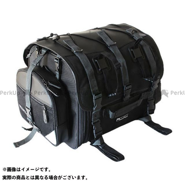 TANAX ツーリング用バッグ MOTO FIZZ フィールドシートバッグ カラー:ブラック タナックス