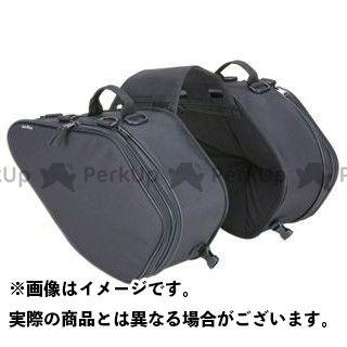 TANAX ツーリング用バッグ MOTO FIZZ サイドバッグGT(ブラック) タナックス