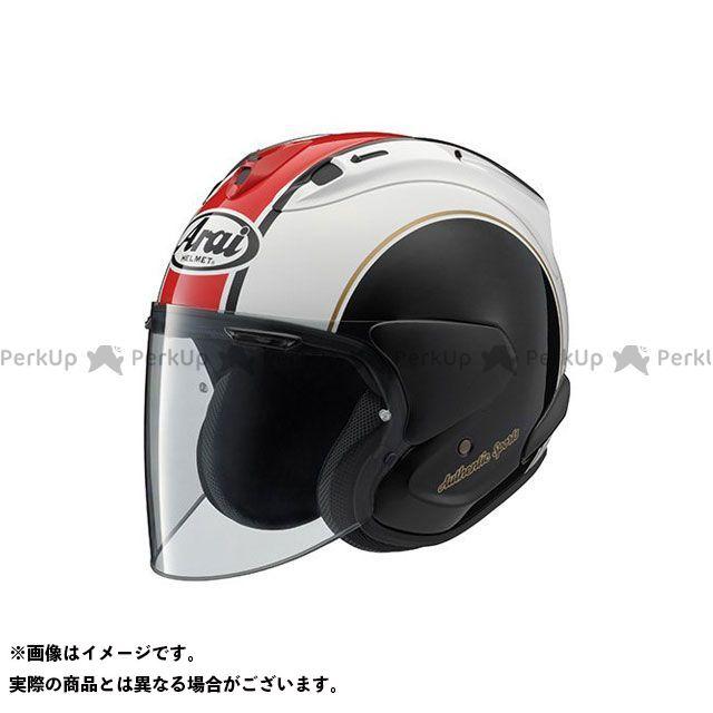 Y'S GEAR ジェットヘルメット VZ-RAM STRIPE サイズ:S/55-56cm ワイズギア