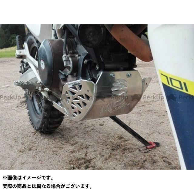 ピーテック 690エンデューロ 701エンデューロ スライダー類 スキッドプレート KTM 690 enduro & Husqvarna 701 enduro P-TECH
