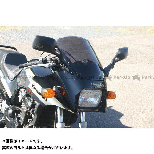 【エントリーでポイント10倍】 ノジマ GPZ750R ニンジャ900 スクリーン関連パーツ スクリーン(スモーク)