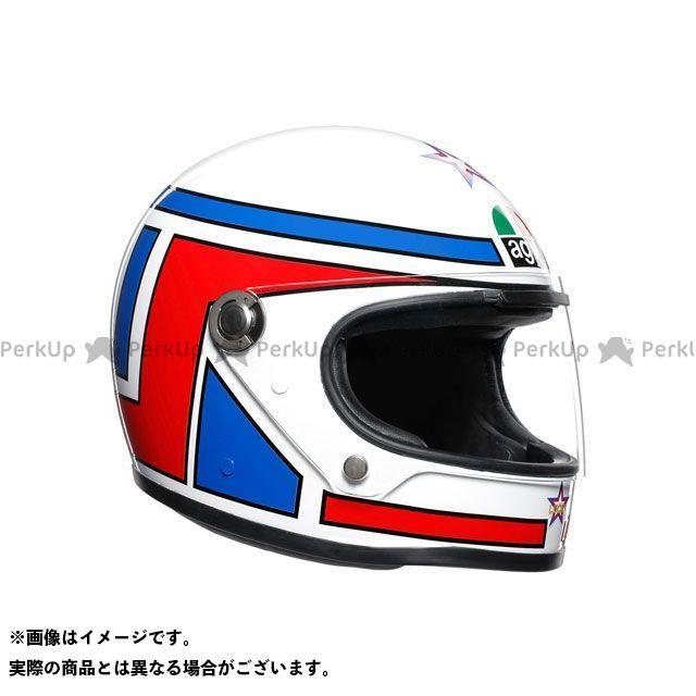 送料無料 AGV エージーブイ フルフェイスヘルメット X3000 003-LUCCHINELLI XL