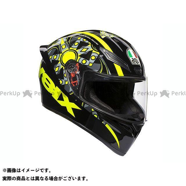 送料無料 AGV エージーブイ フルフェイスヘルメット K1 003-FLAVUM 46 L