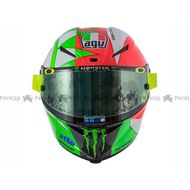 エージーブイ フルフェイスヘルメット PISTA GP R 009-ROSSI MUGELLO 2018 M AGV