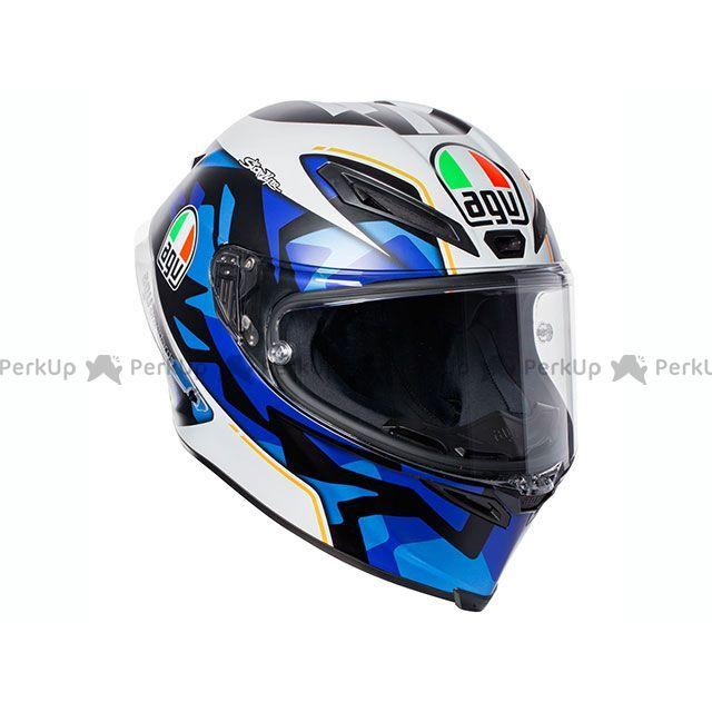 送料無料 AGV エージーブイ フルフェイスヘルメット CORSA R 005-ESPARGARO 2017 L