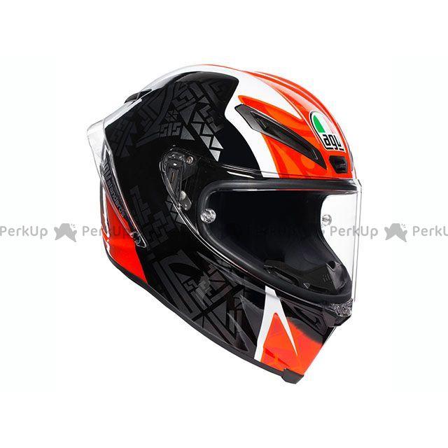 送料無料 AGV エージーブイ フルフェイスヘルメット CORSA R 004-CASANOVA BLACK/RED/GREEN XL