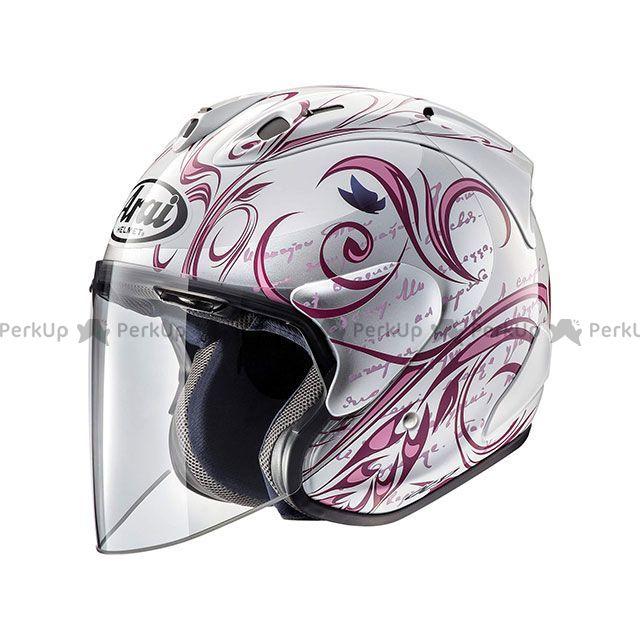 送料無料 アライ ヘルメット Arai ジェットヘルメット SZ-Ram4X STYLE(SZ-ラム4X・スタイル) ピンク 57-58cm