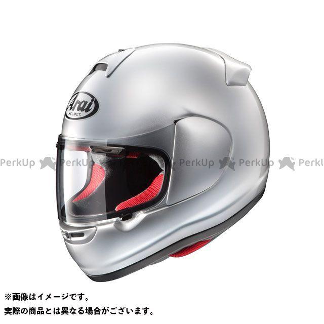 送料無料 アライ ヘルメット Arai フルフェイスヘルメット 【東単オリジナル】 HR-MONO4 フラッシュシルバー 61-62cm