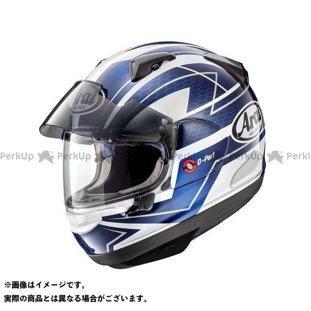 Arai フルフェイスヘルメット ASTRAL-X CURVE(アストラル-X・カーブ) ブルー サイズ:61-62cm アライ ヘルメット