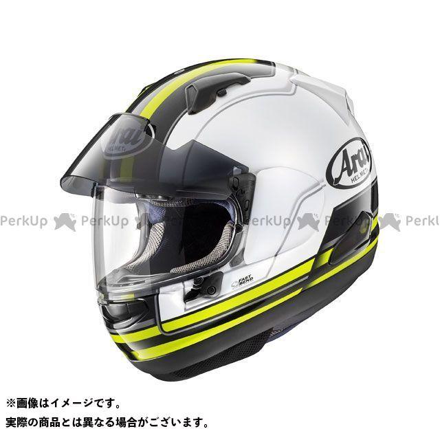 アライ ヘルメット Arai フルフェイスヘルメット ASTRAL-X STINT(アストラル-X・スティント) イエロー 54cm