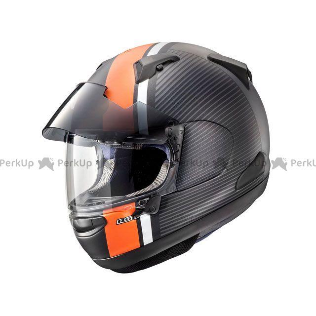 アライ ヘルメット Arai フルフェイスヘルメット ASTRAL-X TWIST(アストラル-X・ツイスト) オレンジ 61-62cm