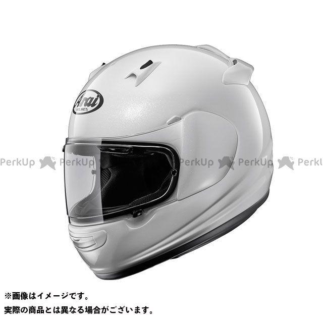 送料無料 アライ ヘルメット Arai フルフェイスヘルメット QUANTUM-J(クアンタム-J) グラスホワイト 55-56cm