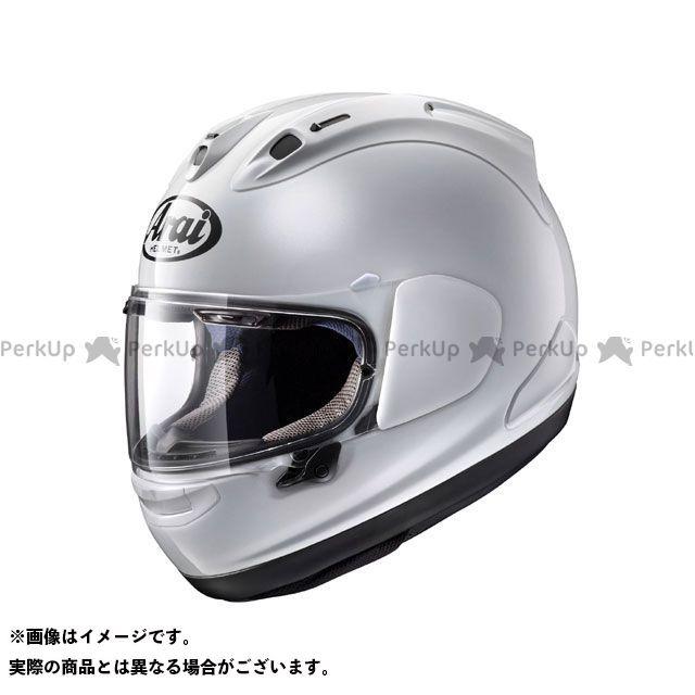 Arai フルフェイスヘルメット RX-7X グラスホワイト サイズ 61-62cm アライ ヘルメット お年賀 音楽会 割引セール 年始