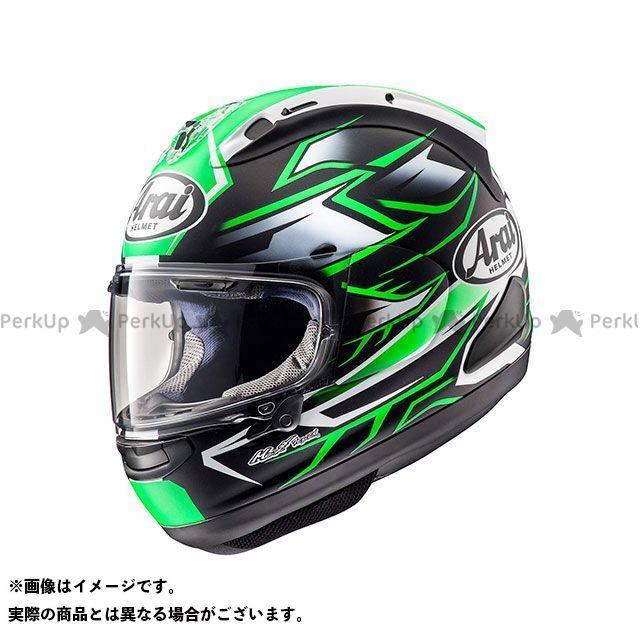 アライ ヘルメット Arai フルフェイスヘルメット RX-7X GHOST(ゴースト) グリーン 54cm