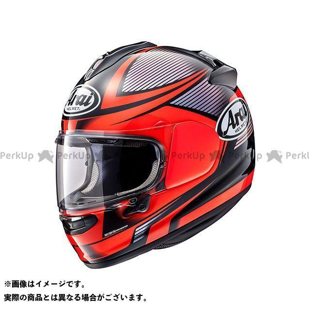 Arai フルフェイスヘルメット VECTOR-X TOUGH(ベクターX・タフ) レッド サイズ:54cm アライ ヘルメット
