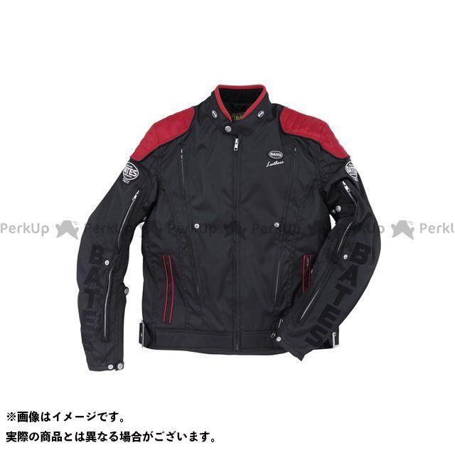 BATES ジャケット 2019春夏モデル BJ-N1912SS ナイロンジャケット(レッド) サイズ:XXL ベイツ