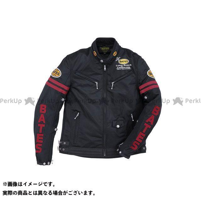 BATES ジャケット 2019春夏モデル BJ-M1914TT メッシュジャケット(レッド) サイズ:L ベイツ