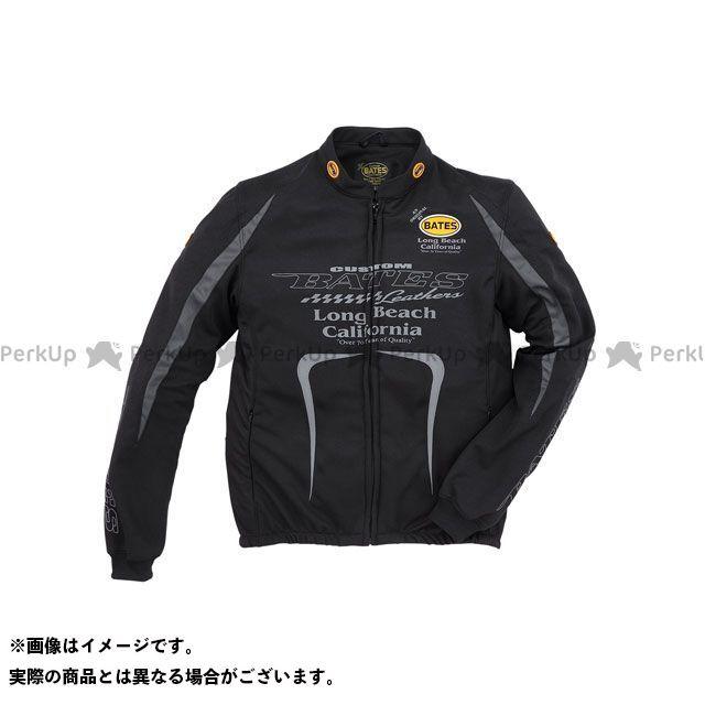 BATES ジャケット 2019春夏モデル BJCT-012 クールテックスメッシュジャケット(ブラック) サイズ:L ベイツ