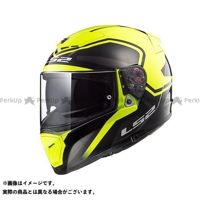 エルエスツー フルフェイスヘルメット BREAKER(ブラックイエロー) サイズ:XXL LS2 HELMETS