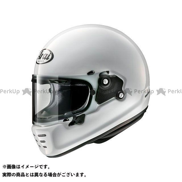 アライ ヘルメット Arai フルフェイスヘルメット RAPIDE NEO(ラパイド・ネオ) ホワイト 61-62cm