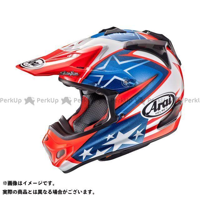 送料無料 アライ ヘルメット Arai オフロードヘルメット V-CROSS4 HAYDEN SB(Vクロス4・ヘイデンSB) 57-58cm