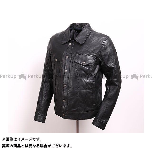 デグナー ジャケット 19SJ-7 メンズシープレザージャケット(ブラック) サイズ:L DEGNER
