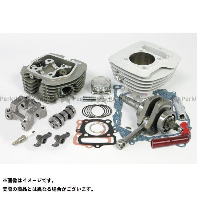 TAKEGAWA ボアアップキット スーパーヘッド(ステージ3)124cc(ビッグフィンシリンダー) SP武川