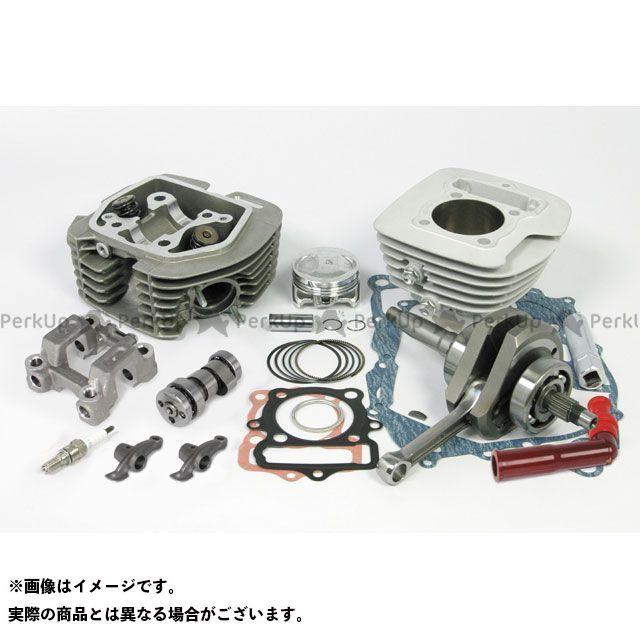 【無料雑誌付き】TAKEGAWA ボアアップキット スーパーヘッド(ステージ3)130cc(ビッグフィンシリンダー) SP武川