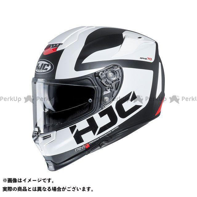 送料無料 HJC エイチジェイシー フルフェイスヘルメット HJH165 RPHA 70 バリウス(ホワイト) M/57-58cm
