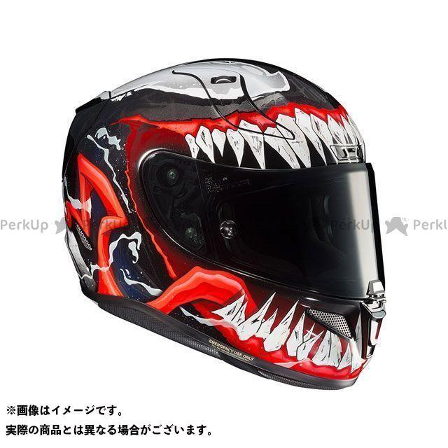 エイチジェイシー フルフェイスヘルメット HJH166 MARVEL RPHA 11 VENOM 2 サイズ:S/55-56cm HJC