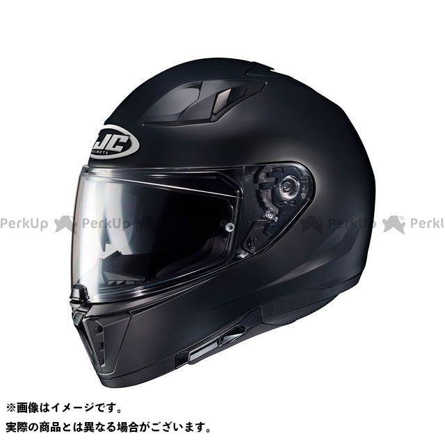 送料無料 HJC エイチジェイシー フルフェイスヘルメット HJH169 i70 ソリッド(セミフラットブラック) S/55-56cm