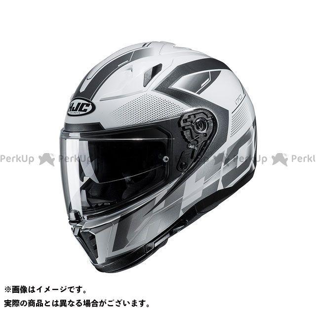 送料無料 HJC エイチジェイシー フルフェイスヘルメット HJH171 i70 アスト(ホワイト) M/57-58cm