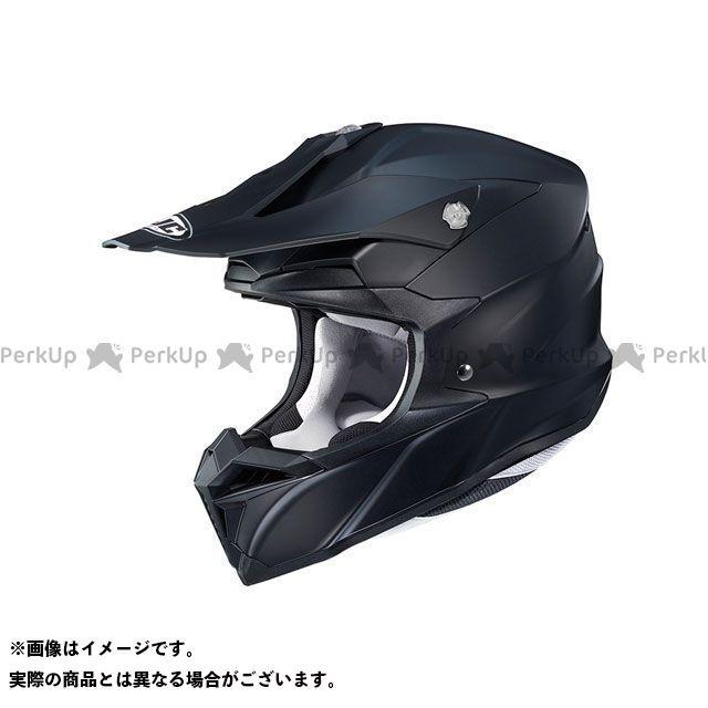 送料無料 HJC エイチジェイシー オフロードヘルメット HJH176 i50 ソリッド(セミフラットブラック) S/55-56cm