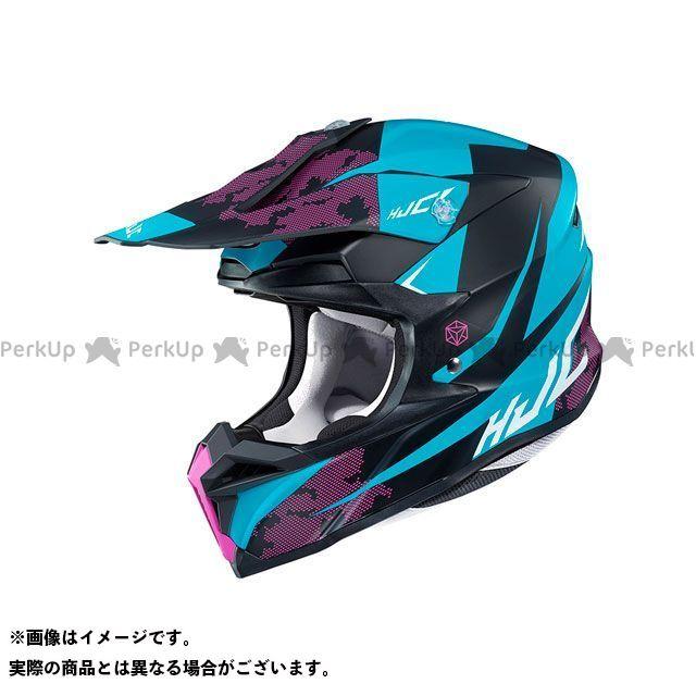 送料無料 HJC エイチジェイシー オフロードヘルメット HJH178 i50 トナ(ブルー) XL/61-62cm未満