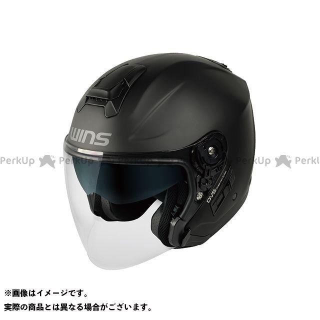 ウインズ ジェットヘルメット G-FORCE SS JET(マットブラック) サイズ:M-Slim WINS