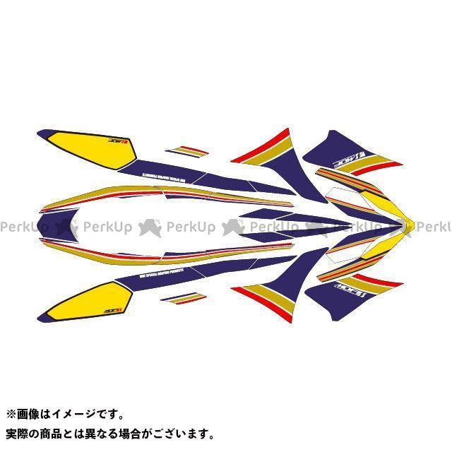 エムディーエフ PCX125 PCXハイブリッド PCX150 ドレスアップ・カバー PCX125/150/HYBRID グラフィックキット ロスマンズ タイプ:コンプリート MDF