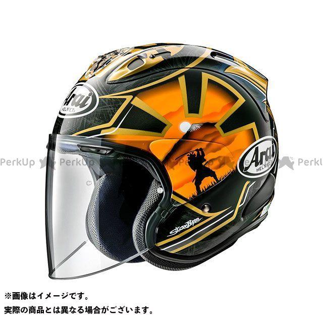 アライ ヘルメット Arai ジェットヘルメット VZ-RAM SAMURAI(VZ-ラム・サムライ) 54cm