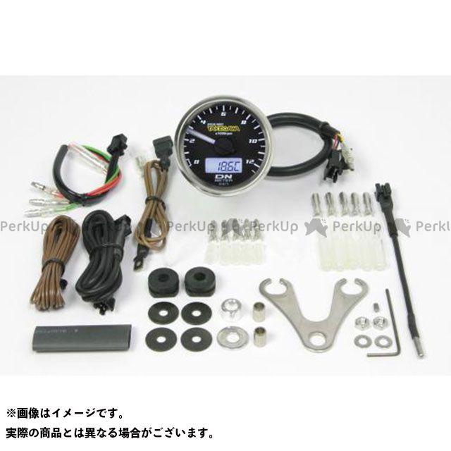 【エントリーで最大P23倍】TAKEGAWA 汎用 タコメーター φ48スモールDNタコメーター 12500RPM SP武川
