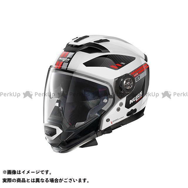 送料無料 NOLAN ノーラン システムヘルメット(フリップアップ) N702 GT ベラビスタ メタルホワイト L